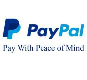 Pay with peace of mind.