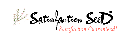 satisfaction Seed Logo